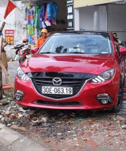 Dán decal đổi màu oto đẹp giá rẻ Mazda 3