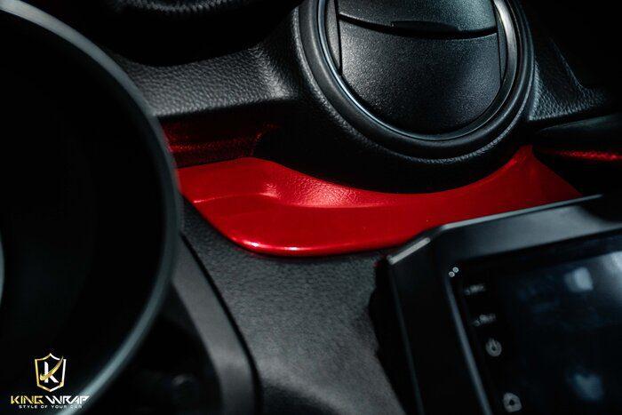 Dán nội thất ô tô Suzuki Switf