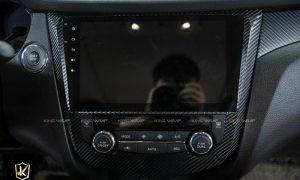 Carbon Cyber Black G4D01 TeckWrap