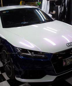 Dán decal đổi màu ô tô Audi TT style Maybach