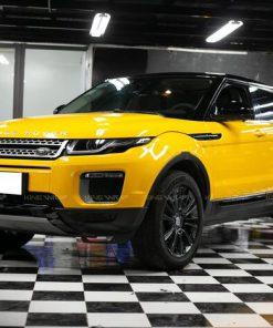 Dán decal xe oto đổi màu Ranger Rover Evoque
