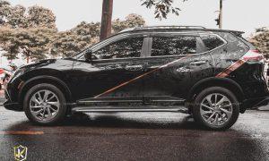 tem sườn Nissan X-Trail
