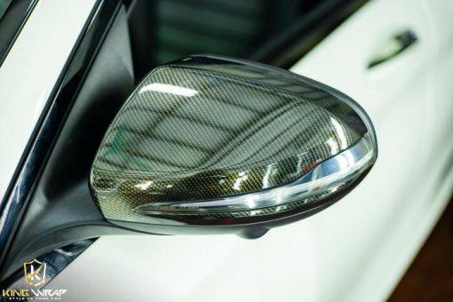 Dán decal nội thất ô tô carbon Teckwrap mỹ