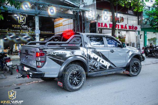 Tem sườn bán tải Ford Raptor