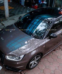 Dán decal xe oto Hà Nội Maybach Audi RS6