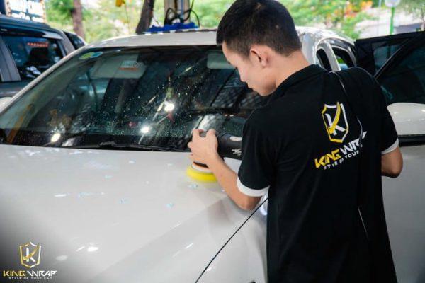 Chăm sóc xe hơi chuyên nghiệp tại Quảng Ninh