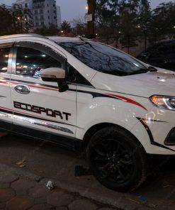 Tem xe ô tô đẹp giá rẻ tại Hà Nội FORD ECOSPORT