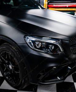 Dán decal đổi màu xe ô tô Mercedes GLC300 đẹp giá rẻ