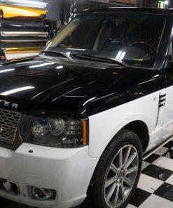 Dán decal đổi màu ô tô tại Cầu Giấy Range Rover