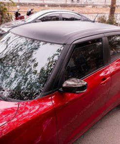 Dán decal nóc xe oto đẹp giá rẻ Suzuki Swift