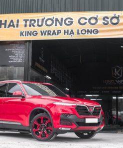 Dán decal xe ô tô đẹp giá rẻ tại Hà Nội Lux SA2.0