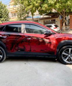 Tem xe oto đẹp giá rẻ Huyndai Tucson