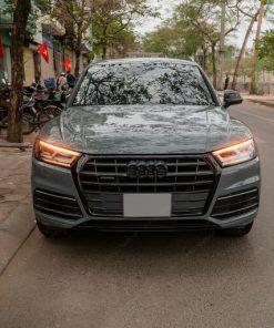 Decal ô tô đẹp giá rẻ AUDI Q5 đổi màu Xám Bóng CG03HD