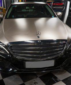 Decal dán xe ô tô đẹp giá rẻ Mercedes C250