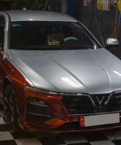 Decal dán xe oto đẹp giá rẻ tại Hà Nội LuxA2.0