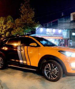 Tem xe ô tô tại Hà Nội Huyndai Kona