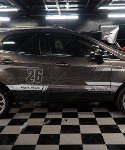 Dán tem xe oto đẹp giá rẻ Ford Ecosport