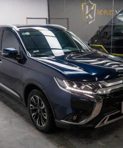 Dán decal đổi màu oto Mitsubishi Outlander