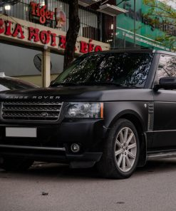 Range Rover dán decal đổi màu ô tô đẹp phong cách