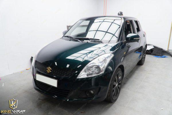Những sai lầm thường gặp khi đánh bóng xe ô tô tại Quảng Ninh