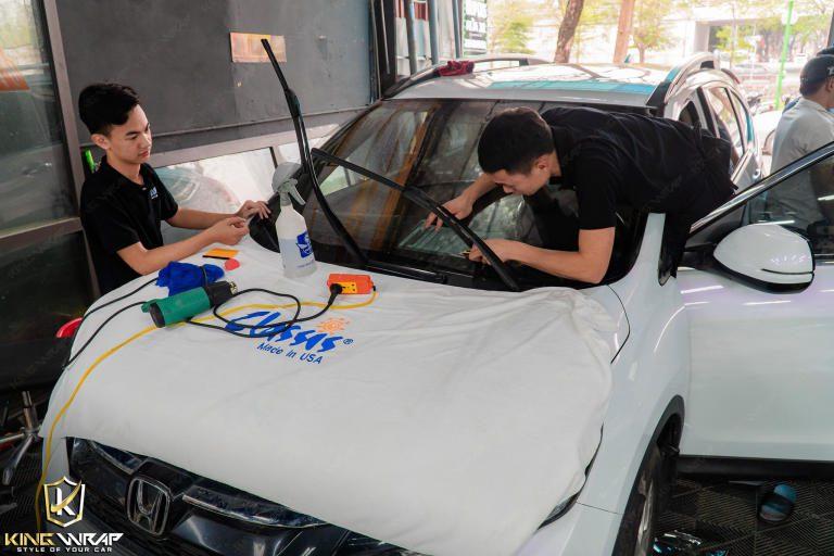 Lợi ích khi dán film cách nhiệt cho xe oto ở Bắc Giang